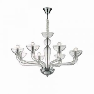 Фото Люстра Ideal Lux Casanova SP8