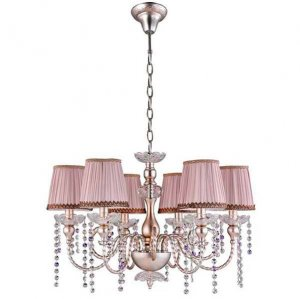 Люстра Crystal Lux Alegria SP6 Silver-Brown