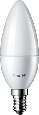 Світлодіодна лампа Philips CorePro LEDcandle 6W E14 827, Philips 929000273202
