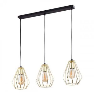 Підвіс TK Lighting 2789 Brylant Gold